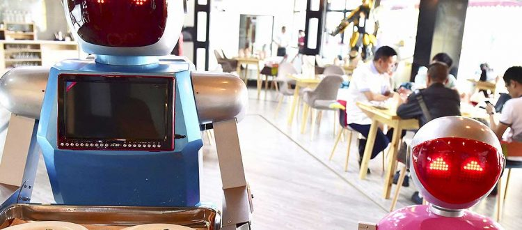 Should we worry about robots in the workplace?
