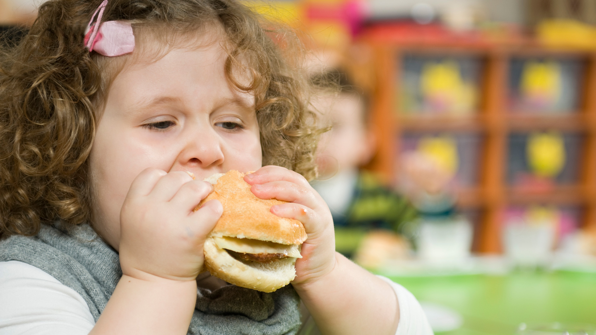 Recent study on overweight children